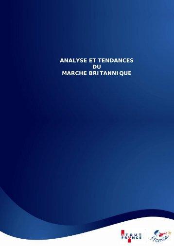 analyse et tendances du marche britannique - Maison de la France