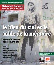 Télécharger le programme de la manifestation - Toulouse cultures ...