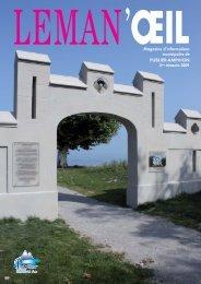 Magazine d'informations municipales de PUBLIER-AMPHION