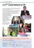 LE CNI avec Nicolas Sarkozy - Centre National des Indépendants et ... - Page 2