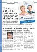 LE CNI avec Nicolas Sarkozy - Centre National des Indépendants et ... - Page 4