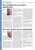 LE CNI avec Nicolas Sarkozy - Centre National des Indépendants et ... - Page 6