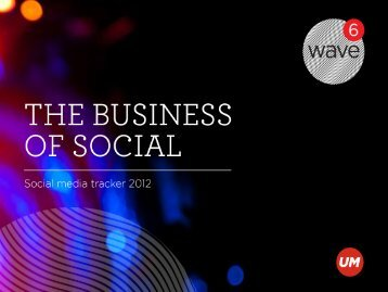 The Business of Social