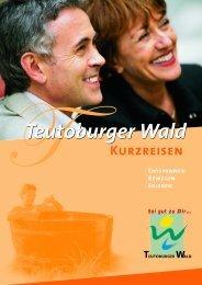 Teutoburger Wald - Rodenbröker & Partner GmbH