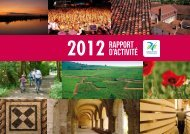 Télécharger le rapport d'activité 2012 - Conseil général Saône-et-loire