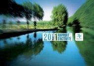 Télécharger le rapport d'activité 2011 - Conseil général Saône-et-loire