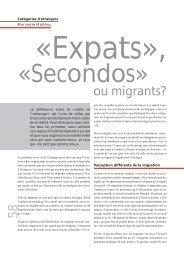 ou migrants? - terra cognita