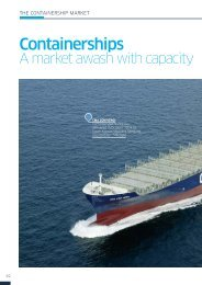 Containerships - BRS