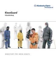 KleenGuard® Schutzkleidung