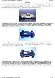 Porsche 914/6 Nahezu parallel zum unten vorgestellten Umbau des ...