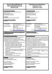 Ausschreibung und Reglement - Porsche 914-6 Club e.V.