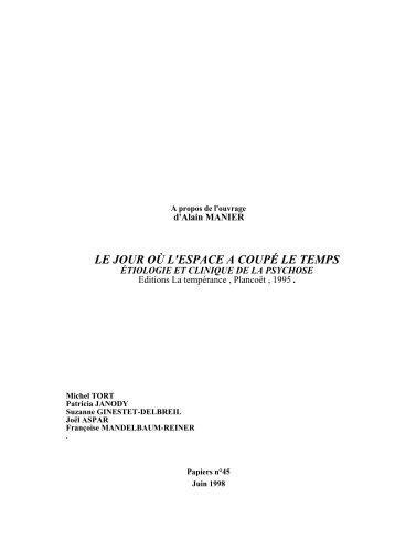 Télécharger - Collège International de Philosophie