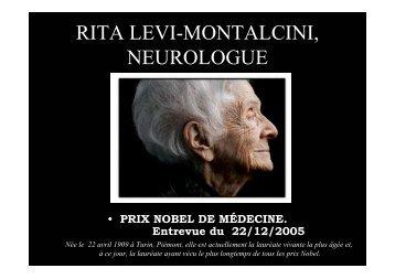 Rita-Levi_Montalcini - Page blanche