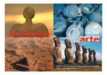 Archéologie - Arte