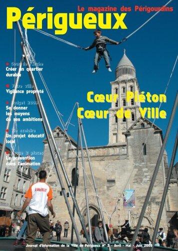 mai - juin 2009 - Ville de Périgueux