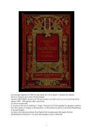 Extrait d'un livre de prix sur les Grandes Ecoles - Souvenirs de la ...