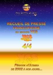 Yespress_4.pdf - Nous Sommes Du Soleil