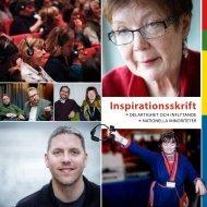 Inspirationsskrift: Delaktighet och inflytande - Länsstyrelserna