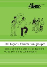 100 Façons d'Animer un Groupe: Jeux à faire lors d'ateliers ... - icaso