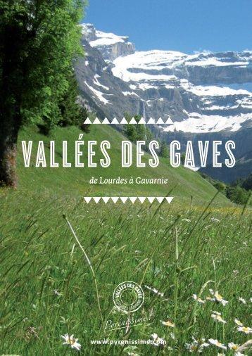 Vallées des Gaves Magazine 2012 - Office de Tourisme de Lourdes