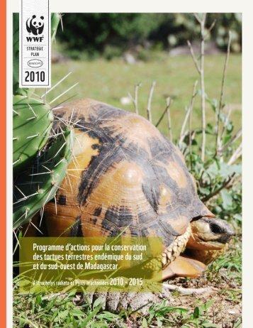Programme d'actions pour la conservation des tortues ... - WWF
