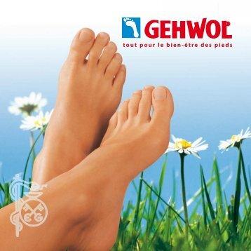 Gehwol - Clinique Le Pied-Beau