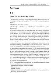 satzung_aaa.pdf (50kb) - Analogue Audio Association