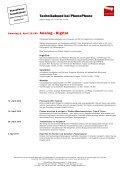 Technik-Abende bei PhonoPhono in Berlin Programm 2013 - Page 4