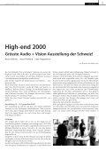 analog aktuell 2/2000 – Leseprobe - Analogue Audio Association - Page 6