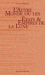 L'Autre Monde ou les États et Empires de la Lune - Éditions du ...