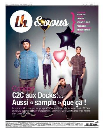 C2C aux Docks… Aussi « sample » que ça ! - Le Havre