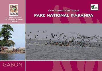 PARC NAtioNAl d'AkANdA - GABoN