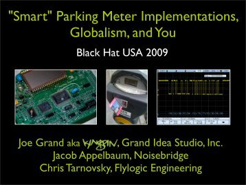 """""""Smart"""" Parking Meter Implementations, Globalism, and You - Wired"""