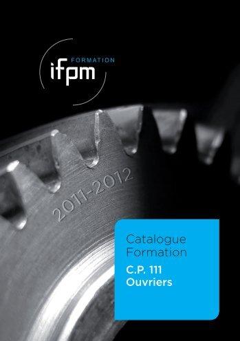 catalogue formation - Technios