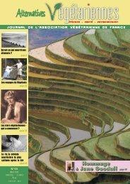 Numéro 95 (mars 2009) - Association Végétarienne de France