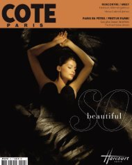COTE PARIS DECEMBRE 09 - Cote Magazine