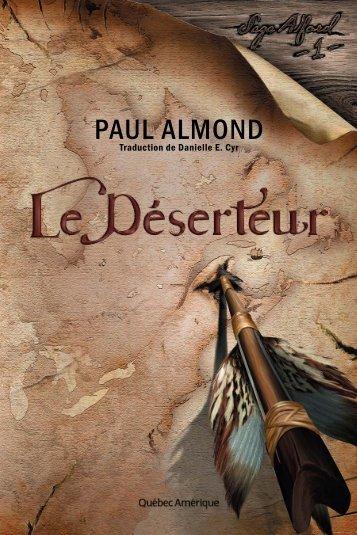 Le déserteur (Saga Alford ; 1) - Paul Almond