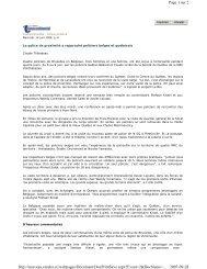 Page 1 sur 2 2007-09-28 http://nouveau.eureka ... - Sûreté du Québec