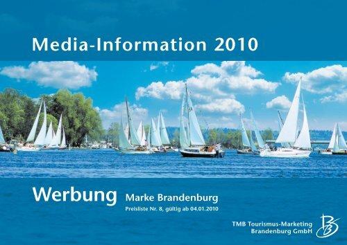 Media-Information 2010 Werbung Marke ... - Runze & Casper