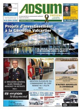 9 février 2011 - Journal Adsum