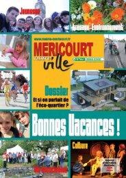 education populaire - Site de Méricourt