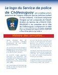 Rapport annuel 2011 - Ville de Châteauguay - Page 3