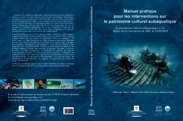 Manuel pratique pour les interventions sur le patrimoine ... - Unesco