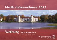 Media-Informationen 2012 Werbung Marke ... - Runze & Casper