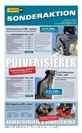 Sonderaktion 2/2012 (pdf) - Zeppelin Baumaschinen GmbH