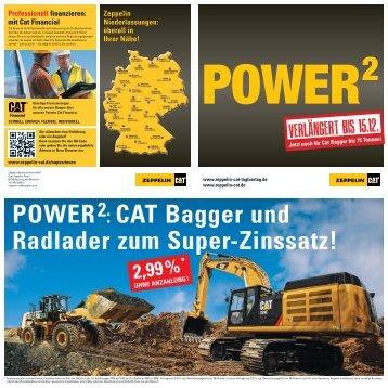 mit Cat Financial - Zeppelin Baumaschinen GmbH
