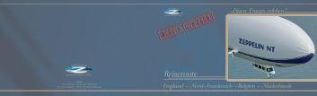 Reiseroute - Zeppelin Europe Tours