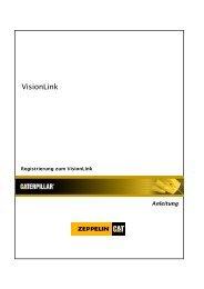 VisionLink - Zeppelin Baumaschinen GmbH