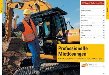 Miete - Zeppelin Baumaschinen GmbH