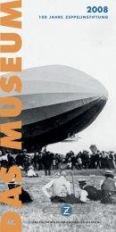 100 JAHRE ZEPPELINSTIFTUNG - Zeppelin Museum